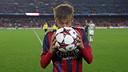 Hat-trick for Neymar against Celtic. PHOTO: MIGUEL RUIZ-FCB.