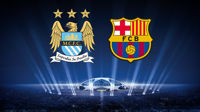 Manchester City and FC Barcelona