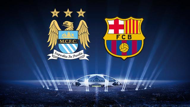 أهداف مباراة برشلونة ومانشستر سيتي 4-0