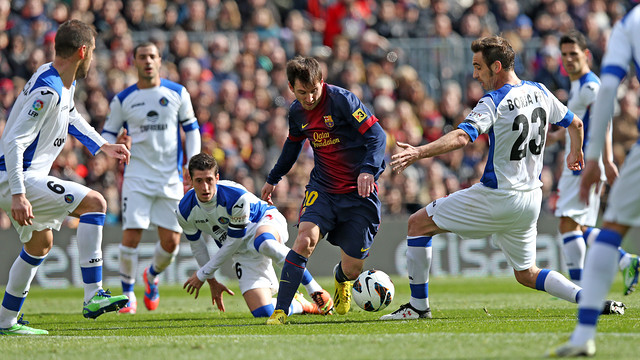 Getafe v Barcelona: Watch a Live Stream of the Copa del Rey match