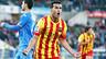 Pedro celebrates one of his goals against Getafe