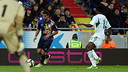 Montoya featured against Nigeria last year / PHOTO: FCB
