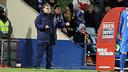 Martino during the match against Getafe / PHOTO: MIGUEL RUIZ - FCB