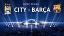 City-Barça tickets go on sale on Monday the 27th