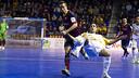 Lin / PHOTO: V. SALGADO - FCB