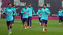 Busy week of games ahead / PHOTO: MIGUEL RUIZ-FCB
