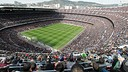 Aerial view of the Camp Nou / PHOTO: ARXIU FCB