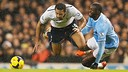 Dembele and Touré / PHOTO: Totthenham