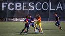 L'FCBEscola obre les inscripcions d'accés / FOTO: GERMÁN PARGA - FCB