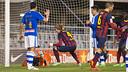 Cabrero  / PHOTO: VÍCTOR SALGADO - FCB