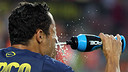 Adriano was one of FC Barcelona's most active players in San Sebastian/ PHOTO: MIGUEL RUIZ-FCB