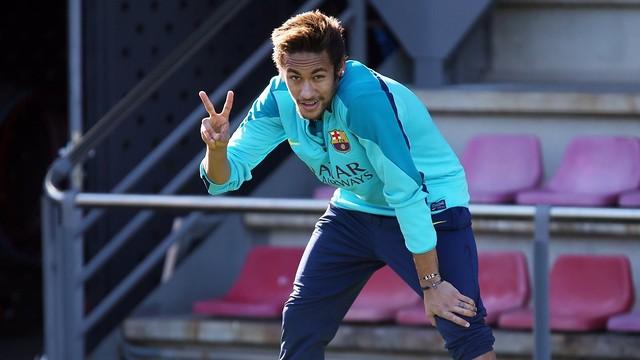 Neymar / PHOTO: MIGUEL RUIZ-FCB.