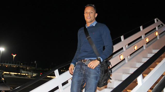 Adriano / PHOTO: ARCHIVE FCB
