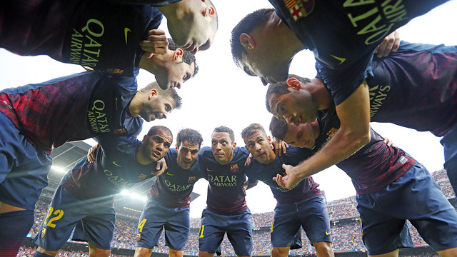 Barça need to win at the Bernabéu in order to keep their title hopes alive / PHOTO: MIGUEL RUIZ-FCB