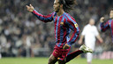 Ronaldinho / PHOTO: MIGUEL RUIZ-FCB