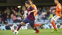 Denis Suárez / PHOTO: V. SALGADO - FCB