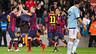 Messi scores against Celta.