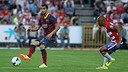 Montoya had his first start in 11 games/ PHOTO: MIGUEL RUIZ-FCB