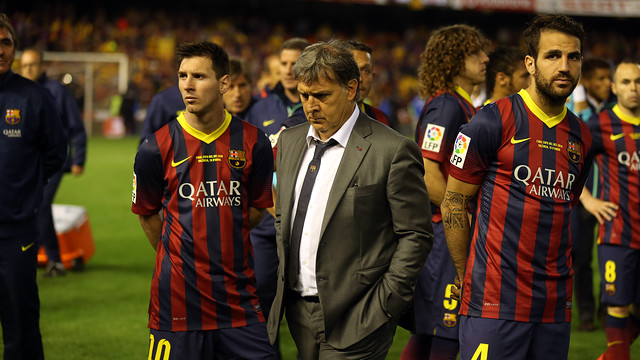 Martino / PHOTO: MIGUEL RUIZ - FCB