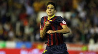 Bartra celebrates his goal