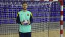 Mickaël Robin au Palau Blaugrana / Photo FCB
