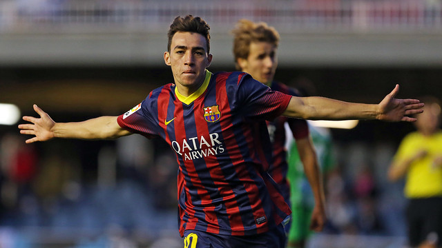 A Munir goal in the Mini
