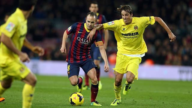 Pronostic Villarreal – Barcelona 31.08.2014 thumbnail