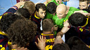Barça handball now know their rivals in the semifinals of the Champions/PHOTO:ARXIU-FCB