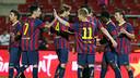 Girona-FCB. PHOTO: MIGUEL RUIZ-FCB.