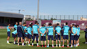 Barça trained with thoughts on Atletico / PHOTO: MIGUEL RUIZ - FCB