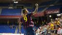 Sergio Lozano / PHOTO: ALEIX TELLO - FCB