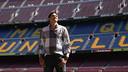 Edmílson at the Camp Nou