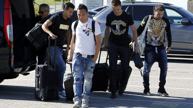 Spanish National Team will arrive in Brazil tonight / PHOTO: FIFA.COM