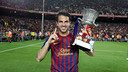 Cesc Fàbregas / PHOTO: MIGUEL RUIZ - FCB