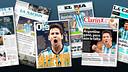 Messi on press coverage