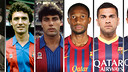 Ivan Rakitic is the latest of many players to have moved from Sevilla to the Camp Nou. Here's a reminder of the others