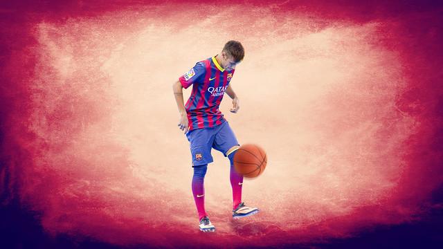 Neymar Jr, um dos destaques da semana.