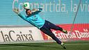 Jordi Masip. PHOTO: Archive FCB