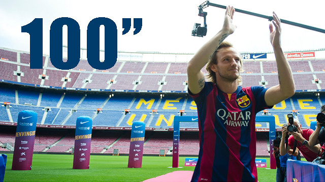 Rakitic, al Camp Nou