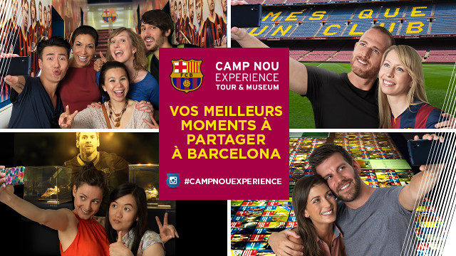 Camp Nou Experience Your best moments to share