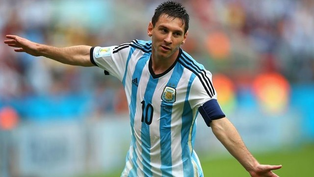 Messi will be playing in a re-edition of the 2014 World Cup Final against Germany / PHOTO: FIFA.COM