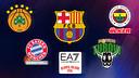 Barça's group in the Euroleague