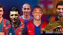 Five Golden Boot winners