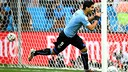 Luis Suárez scored goals galore for Liverpool and Uruguay last season / PHOTO: FIFA.COM