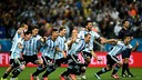 Much of Argentina's hopes are pinned on Messi and Mascherano in Rio / PHOTO: FIFA.COM