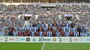 Barça 2006 and Oporto 2004 pay tribute to Deco / PHOTO: FC OPORTO