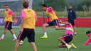 Bartra is among the players on the England trip / PHOTO: MIGUEL RUIZ-FCB
