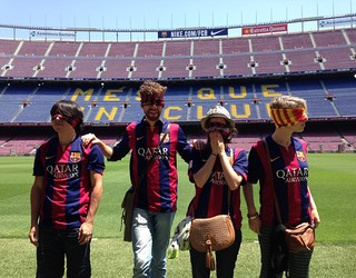 VIDEOS CAMP NOU EXPERIENCE