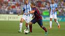 Barça are away at Màlaga on 24 September at 10 p.m./ PHOTO: Arxiu FCB