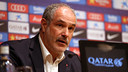Zubizarreta refused to rule out more signings / PHOTO: MIGUEL RUIZ - FCB